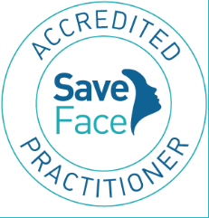 Save Face accreditation for Aesthetic Clinic Huddersfield